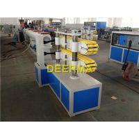 pvc管生产,德尔玛塑机,pvc管生产技术
