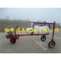 防疫消毒喷雾器价格 润丰机械 自动高压泵喷雾器