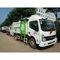 侧装式压缩垃圾车价格15897612260