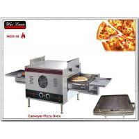 供应唯利安比萨炉WCR-18 履带式燃气比萨烤炉 多用途披萨烤箱