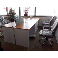 天津办公桌玻璃隔断 办公屏风价格