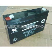 6V8AH密封铅酸蓄电池