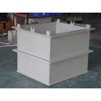 深圳定做氧化用PP槽,小型PP槽,清洗槽,可外包电解槽,电解氧化设备