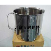 xt17457不锈钢烧杯 500毫升