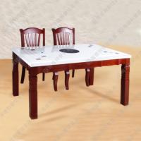 海德利厂家直销火锅桌批发专业定做烤肉餐桌餐椅批发代理