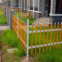 九州厂家加工生产阜新PVC草坪护栏@内蒙古PVC花园围栏@通辽PVC电力护栏