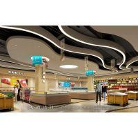 能够与众多湛江超市装修设计公司媲美的天霸设计