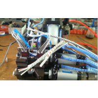 专业生产一锋多股尼龙网线热剥机、编织网剥皮机、蛇皮网高温非标热剥机