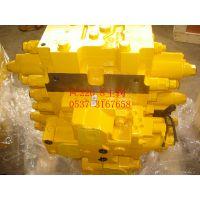 供应小松挖掘机PC220-8主阀 小松原装配件