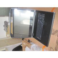 戴尔18.5英寸LEDKMMFPM185Dell1U机架式LED控制台