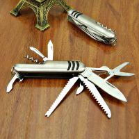 功能套装工具,多用组合螺丝刀开瓶器小剪刀不锈钢家用