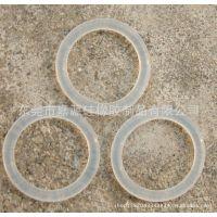 订做非标准硅胶阀门密封圈 平面固定密封圈 气缸密封硅胶圈