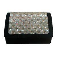2014新款欧美名媛手提小包 外贸高档珍珠镶钻晚宴包