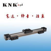 东莞厂家供应轻型KNK6008直线导轨模组 高速、静音、防尘