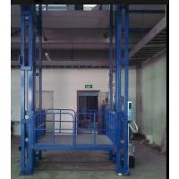 导轨链条式升降货梯***权威的生产厂家-济南宇轩升降机械有限公司