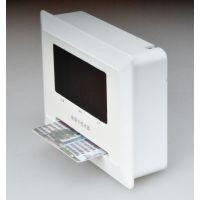 专为浴室暗装设计的插卡红外开关节水控制器