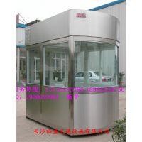 浏阳款岗亭出售价格厂商100&%&浏阳玻璃岗亭设计厂家
