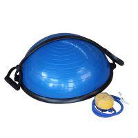 供应正品bosu ball瑜伽健身球 半圆平衡瑜伽半球