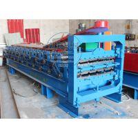 渤海860/900双层彩钢压瓦机制作更精准板型更完美知名品牌畅销全国各