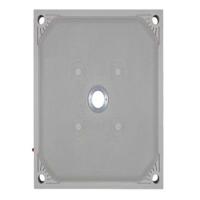 厂家销售 聚丙烯厢式滤板 隔膜式滤板 异性滤板 型号可定制