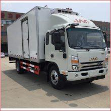 永泰县东风冷藏运输车改装企业