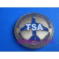 供应铜质纪念币[双面加印LOGO][镀镍入色纪念币]以客人要求为标准