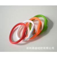 深圳代工硅胶电子表厂家 定做多色硅胶电子表 儿童电子表批发