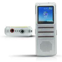 彩屏数码影像录音笔 8G 130W像素专业微型深圳批发多功能数码厂家