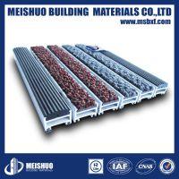 铝合金地毯门垫 进口毯面防尘地毯的构造 价格 北京厂家直销定做