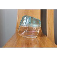 批发供应化妆品塑料香水瓶盖子来样定制加工 异形亚克力有色透明