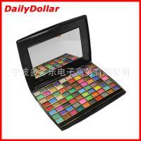 80色眼影彩妆盘 多色眼影彩妆批发 速卖通 亚马逊 ebay热卖