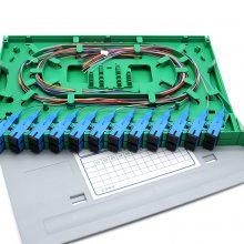 (普天)24芯一体化托盘 满配24芯一体化熔接盘 普天24芯一体化模块