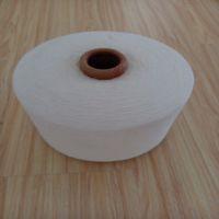 专业生产环锭纺粗支纯涤纱3支涤纶纱9.5支11支浩纺纺织
