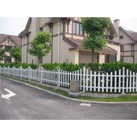 塑料园艺PVC护栏、草坪定做栏杆、PVC插条栏杆的主要用途