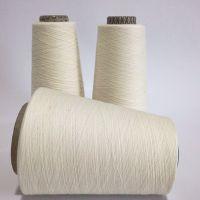 气流纺纯棉纱10S普梳100%棉包漂白染色