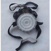 厂家直销大方101A-5带呼吸阀防尘口罩煤矿石材专用半面罩KN100劳保口罩