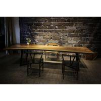 家有名木供应南美胡桃木实木大板烘干薄板餐桌茶桌办公桌原木简约家具北欧风格南美花梨木原生态创意薄板