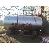 户县无塔压力罐 周至无塔上水厂家ZH-451卓瀚科技