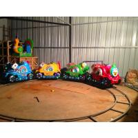 室外游乐设备儿童轨道火车 公园游乐场动物小火车 大型轨道小火车娱乐玩具
