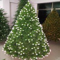 圣诞节用品 铁脚架圣诞树 210cm加密豪华圣诞树 橱窗餐厅派对装饰