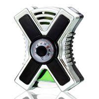 批发 出风口空调口香水 带温度计香水 X战警 X代号 汽车 香水座
