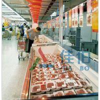 杭州哪里有卖超市鲜肉柜的 猪肉冷柜 鲜肉冰柜多少钱