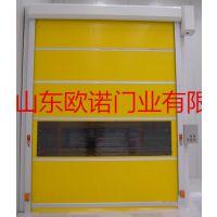 【出厂价格】 pvc透明快速卷帘门 冷库快速门 地磁感应快速门