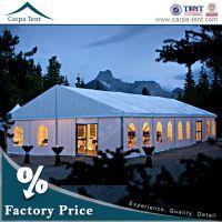厂家低价直销热卖广州豪华婚礼派对帐篷