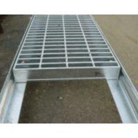 厂家定制热镀锌钢格板不锈钢格栅板窑井盖市政栏杆钢梯踏步排水沟盖板