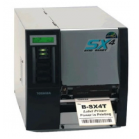 东芝TOSHIBA B-SX4T SX-4T条码打印机 标签打印机
