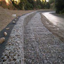 石笼六角网 钢丝石笼 边坡网