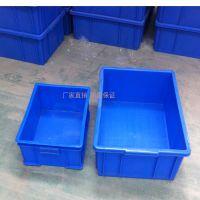 蓝色加厚 物流周转箱 收纳箱 收纳盒北京东方东正塑料制品批发
