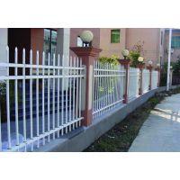养殖场锌钢围栏 加工定制生产锌钢护栏 小区别墅院墙锌钢护栏
