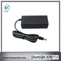 CE FCC ROHS KC CB Certification 24V 2.5A AC/DC Adapters Power Supply With EU UK US AU KC Plugs